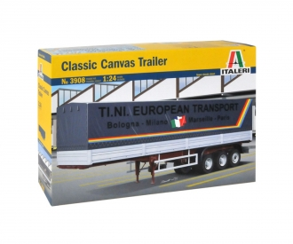 1:24 Classic Canvas Trailer