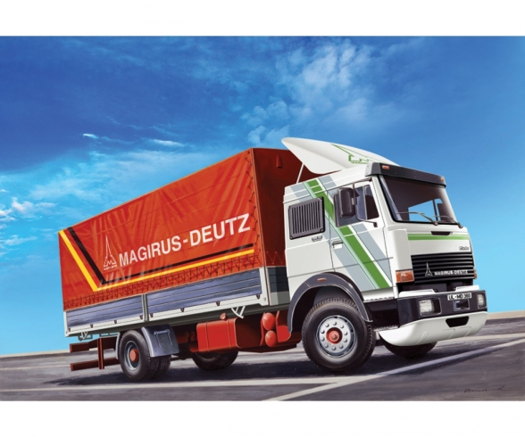 1:24 MAGIRUZ DEUTZ 360M19 Canvas Truck