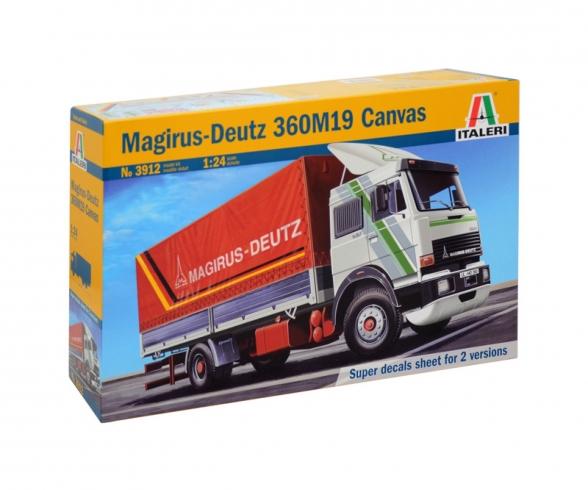 1:24 Magirus Deutz 360 M19