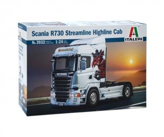 1:24 SCANIA R730 Streamline Highline Cab
