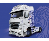 1:24 M-B Actros MP4 Show GigaSpace