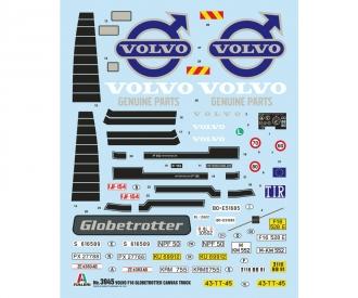 1:24 Volvo F16 Plane m. Hebebühne