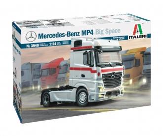 1:24 Mercedes-Benz MP4 Big Space