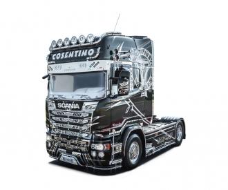 1:24 SCANIA R730 Streamline Show Truck