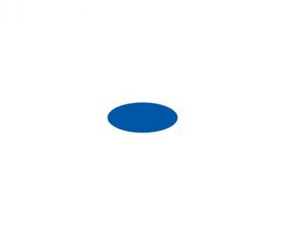 IT Acrylic Paint Flat Medium Blue 20 ml