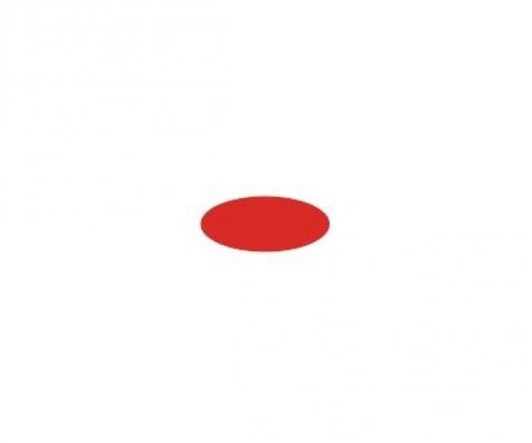 IT AcrylicPaint Flat Red 20 ml