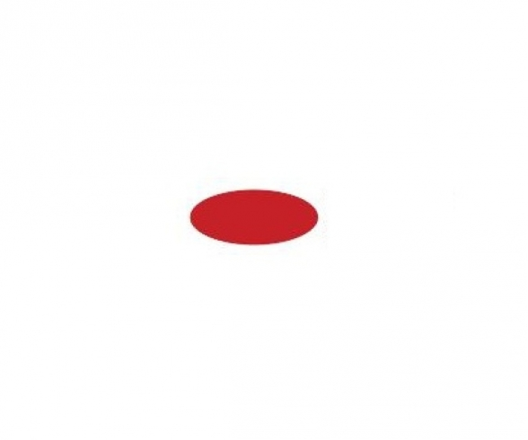 IT AcrylicPaint Flat Guards Red 20 ml