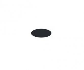 IT AcrylicPaint Flat Black 20ml