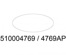IT AcrylicPaint Flat White 20ml