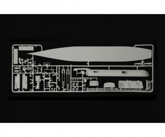 1:720 USS Kitty Hawk CV-63