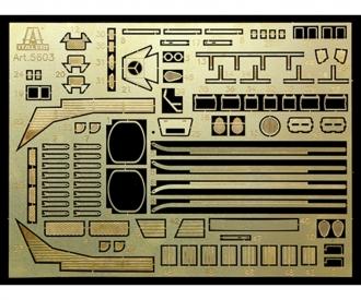1:35 Schnellboot Typ S-100 PRM Edition