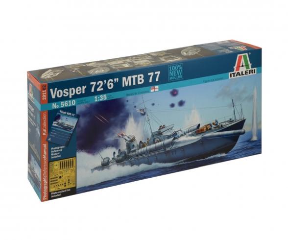 1:35 Vosper 72''6' MTB 77