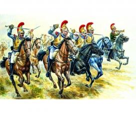 1:72 Franz. Schwere Kavallerie