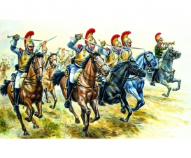 1:72 French Heavy Cavalry