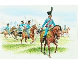 1:72 Französische Hussaren 1° REGIMENT