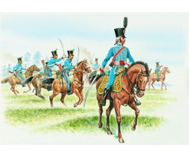 1:72 French Hussars 1° REGIMENT HUSSARS