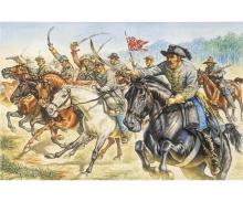 1:72 Konföderierten Kavallerie