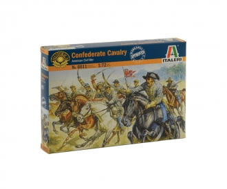 1:72 Confederate Cavalry