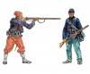 1:72 Nordstaaten Infanterie und Zuaves