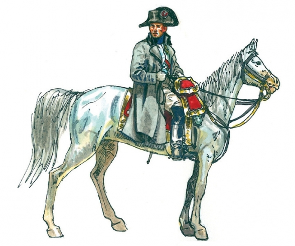 1:72 Napoleon Imperial General Staff