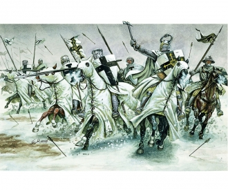1:72 Teutonic Knights XIIth-XIIIth cent.