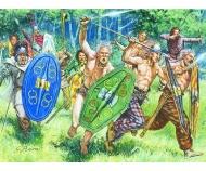 1:72 Gauls Warriors Ist-cent.