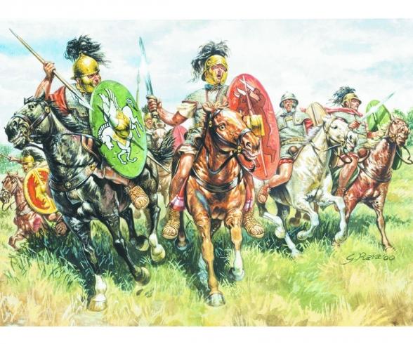 1:72 Roman Cavalry