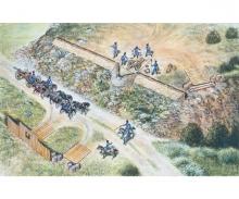 1:72 Französisches Artillerie-Set