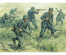 1:72 German Infantry