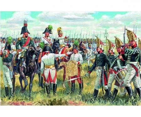 1:72 Österr. & Russischer Generalstab