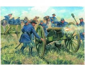 1:72 Union Artillery