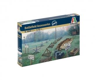 1:72 Battlefield accessories WWII