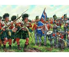 1:72 Napol.Wars - British+Scots Infantry