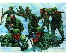 1:72 WW2 - Italian Mount.Troops Alpini