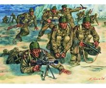 1:72 WW2 - British Commandos