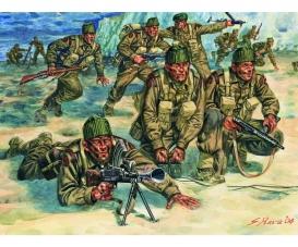 1:72 WW2 - Britische Kommandotruppe