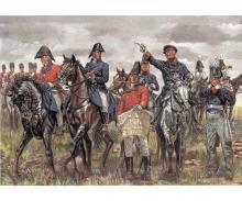 1:72 British & Prussian General Staff