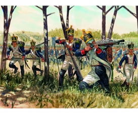 1:72 Napoleonic Wars - French Infantry