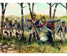 1:72 Napoleon.Kriege - Franz.Infanterie