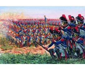 1:72 Napoleonic Wars - French Grenadiers