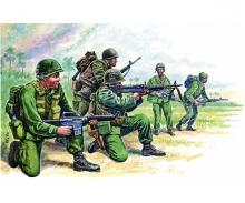 1:72 Vietnam War - Americ.Special Forces