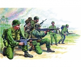 1:72 Vietnam War - Americ.Special Forces