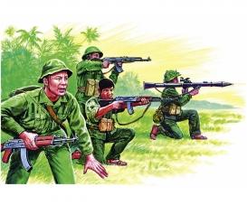 1:72 Vietnam War - Vietn. Army/Vietcong