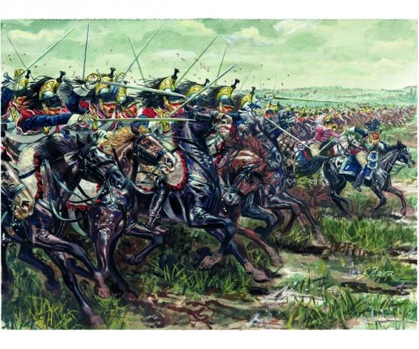 1:72 Napoleon. Kriege - Franz.Kürassiere