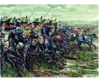 1:72 Napoleon.Wars - French Cuirassieurs