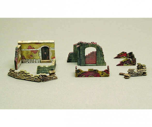 1:72 Walls and ruins II
