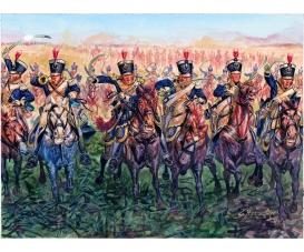 1:72 Fig.-Set Leichte Kavallerie Napol.