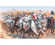 1:72 Templar Knights - Medieval Era