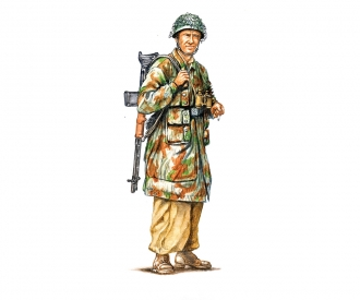1:72 WWII - German Paratr.Tropical Unif.