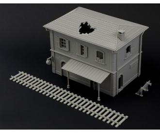 1:72 Bahnhof